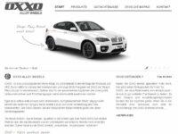 Reifen Gundlach geht mit Produktseiten der Rädermarke 'Oxxo' online