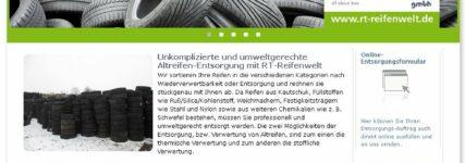 RT-Reifenwelt: Neuer Altreifenentsorger im Raum Tübingen