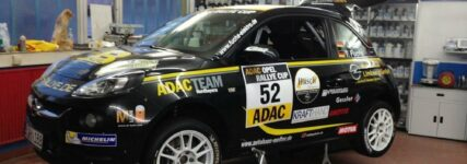 KRAFTHAND-Motorsport/B-Rallye: 2. Runde im ADAC Opel Rallye Cup