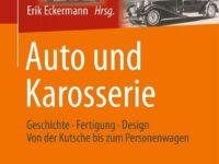 KH-Buchtipp: Auto und Karosserie – von der Kutsche bis zum Personenwagen