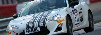 24h-Rennen: Aktion '1 Kilometer 1 Euro' mit Dörr-Motorsport und Pirelli