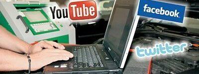 Unternehmen bei sozialen Netzwerken zu Impressum verpflichtet