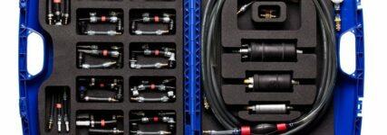Diagnose-Kit von Lehnert für die Fehlersuche am Kraftstoffsystem