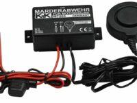 Motorhauben-Ultraschallabwehr-Gerät von K&K vertreibt Marder