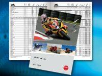 Neuer Motorradkatalog von NGK Spark Plug Europe
