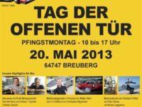 Pirelli: Familientag und Tag der offenen Tür am Pfingstmontag