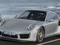 911 Turbo: Porsche mit technischen Innovationen