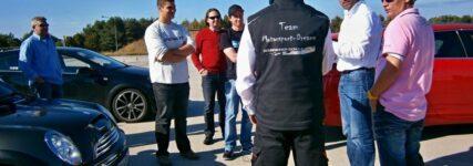 Nächster Kurs der Rennfahrer-Schule am 8. Juni in Bitburg