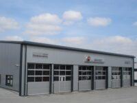 Kfz-Werkstatt von Renz aus dem Baukasten