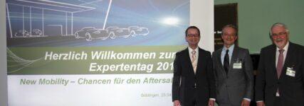 'Mobilität der Zukunft' beim Expertentag 'New Mobility' in Böblingen