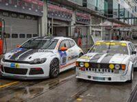 24h-Rennen 'Classic': Historische Scirocco mit am Start