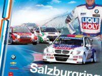 Sonntag: WTCC/ETCC am Salzburgring, die Tourenwagen-Weltelite zu Gast in Österreich