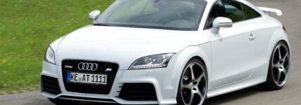 Und ab(t) geht´s: ABT-Sportsline bläst den Audi TT richtig auf