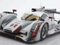 Diesel-Hybridtechnik von Bosch für Audi R18 e-tron