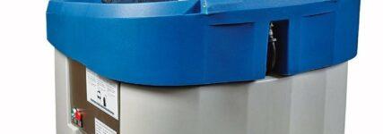 Lösemittelfreie Reinigungstische von Denios vermeiden VOC-Emissionen