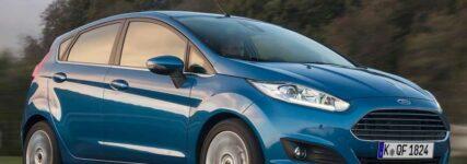 Elektronischer Notrufassistent im Ford Fiesta nun auch serienmäßig lieferbar