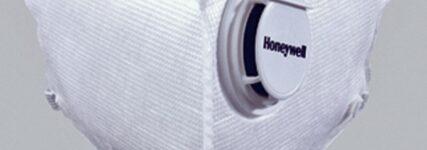 Honeywell erweitert Portfolio um ergonomische Staubschutzmasken