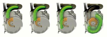 TRW liefert neuen Gurtstraffer 'Snake Pretensioner Retractor' (SPR4) in Serie