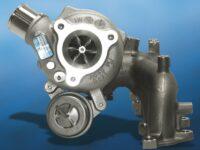 Turbo von Borg-Warner im neuen 1,6-Liter-Benzinmotor (T-GDI) von Hyundai