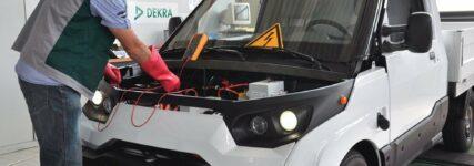 DEKRA gibt Grünes Licht für den StreetScooter