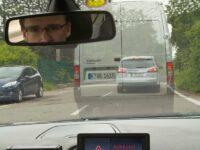 Elektronisches Bremslicht von Ford warnt auch entfernt nachfolgende Fahrer