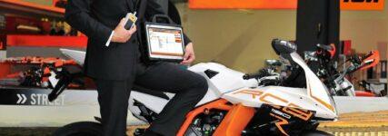 Neue Diagnosegeräte: Auftrag von KTM für AVL-Ditest
