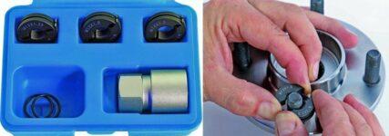 Gewindereparaturset von Kunzer für Stehbolzen