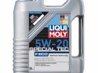 Motoröl 'Special Tec 5W-20 F Eco' von Liqui Moly mit offizieller Freigabe von Ford