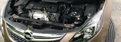 Neue Dieselmotorengeneration im Opel Zafira 1.6 CDTI