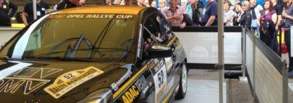 ADAC Opel Rallye Cup: Niegel und Fuchs mit Nullnummer
