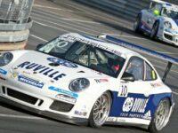 Ruville beim 'Porsche Carrera Cup 2013' am Norisring vorn