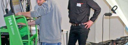 Technik- und Diagnosekompetenz: Weiterbildung von Trost für freie Werkstätten