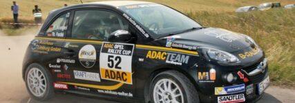 ADAC-Opel-Rallye-Cup parallel zur Deutschland-Rallye – KRAFTHAND mit am Start
