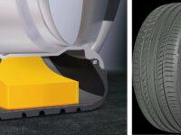 Neue Beschichtung von Continental für weniger Abrollgeräusche bei Reifen