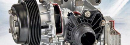 Filtermodul von Hengst mit Alu-Druckgussgehäuse im neuen Opel Cascada