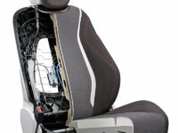 Innovatives Sitzen beim 'Synergy Seat Gen 3' von Johnson Controls