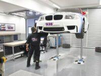 Gewindefahrwerke von KW für die 1er-Reihe von BMW
