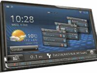 Audio- und Navigationssystemene von Kenwood auf der IAA