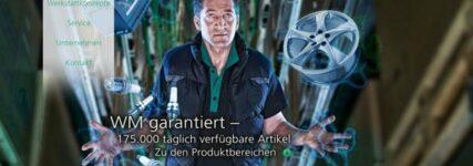Wessels + Müller demnächst mit drei Werkstattmessen