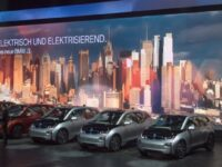 Elektropower aus München: BMW mit i3 und i8 auf der IAA 2013