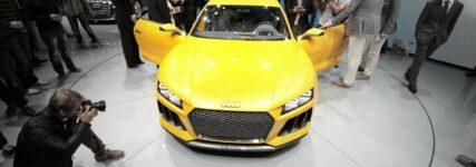Auf Walter Röhrls Spuren: Audi Sport Quattro Concept auf der IAA