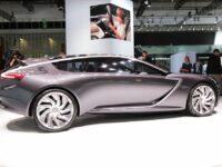 Weltpremiere auf der IAA: Opel Monza Concept