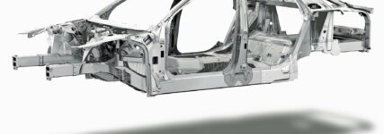 20 Jahre Karosserie-Leichtbau bei Audi – Pemiere des neuen A 8 bei IAA