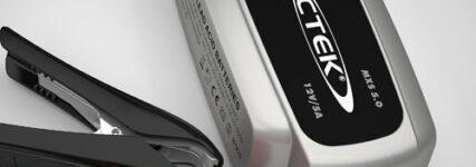 CTEK mit neuem, temperaturkompensierenden Batterieladegerät