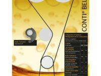 Conti-Tech mit Zahnriemen in Öl auf IAA vertreten