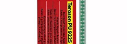 Neue Klebstoffe von Henkel für die Reparatur von Kfz-Kunststoffteilen