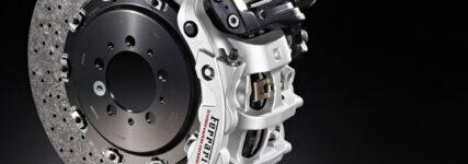Richtig Biss: Bremssattel Extrema von Brembo auf der IAA
