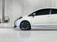 IAA-Weltpremiere: Konzeptfahrzeug Toyota Yaris Hybrid-R