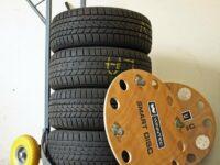 Winntec schafft beim Reifenservice mit 'Smart Disc' zusätzliche Mobilität