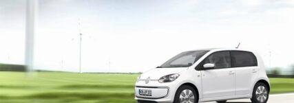 e-up! von Volkswagen soll BMW i3 Konkurrenz machen